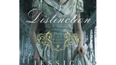 Mark of Distinction – Jessica Dotta