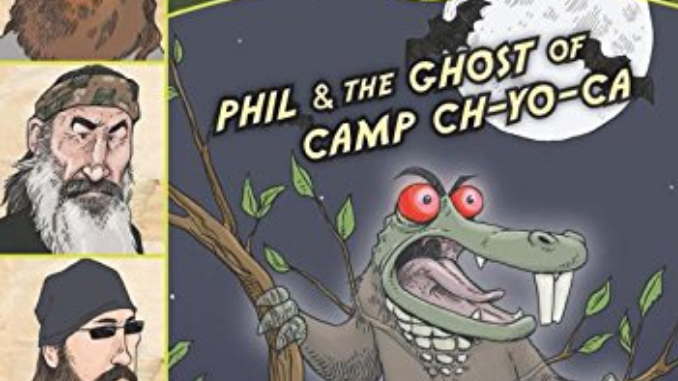 Phil and the Ghost of Camp Ch-Yo-Ca Travis Thrasher John Luke Robertson