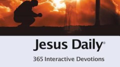 Jesus Daily – Aaron Tabor