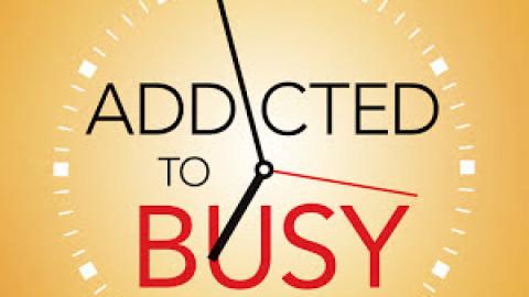 Addicted to Busy – Brady Boyd