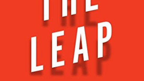 The Leap – Robert Dickie