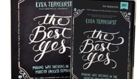 The Best Yes – Lysa Terkeurst