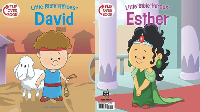 David Esther Flip Book