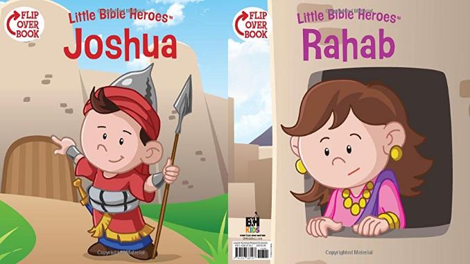 Joshua Rahab Flipbook