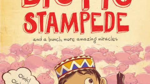 The Big Pig Stampede – Bob Hartman