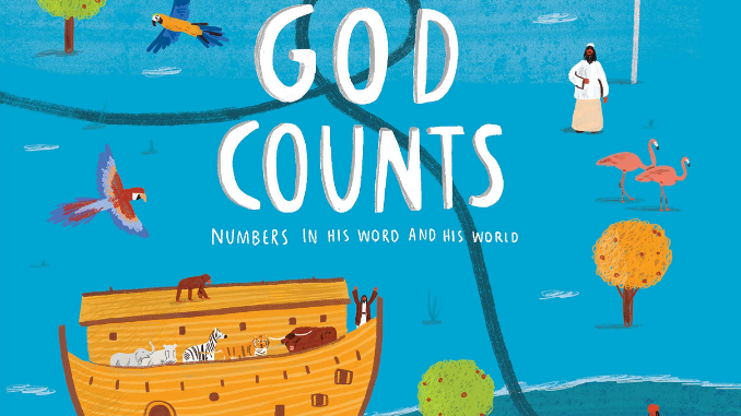 God Counts Irene Sun