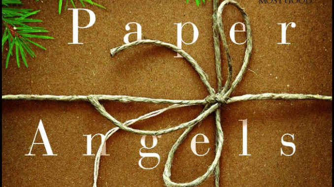 Paper Angels Travis Thrasher Jimmy Wayne