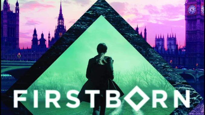 Firstborn Tosca Lee