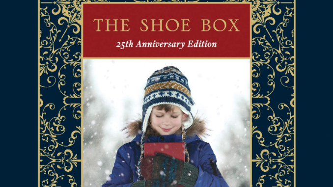 The Shoe Box Francine Rivers