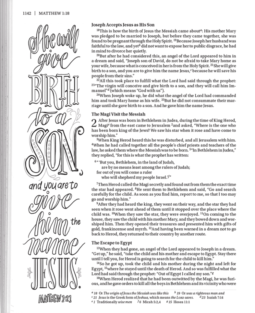 Bible Story Coloring Pages: Winter 2019-2020 - Illustrated Ministry | 1024x833