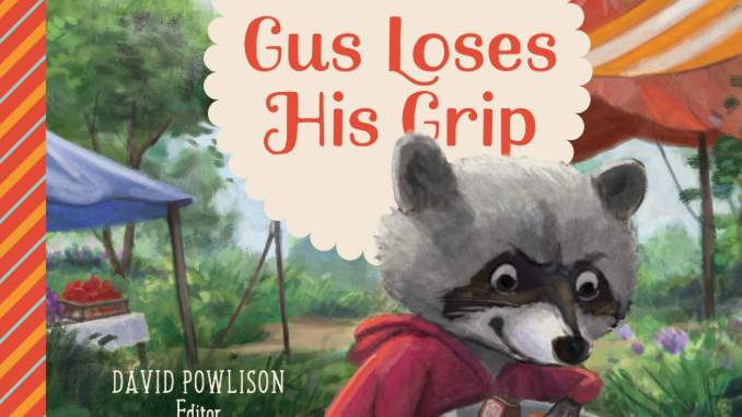 Gus Loses His Grip