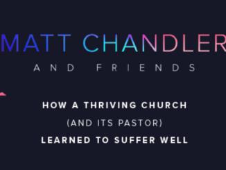 Joy in the Sorrow Matt Chandler