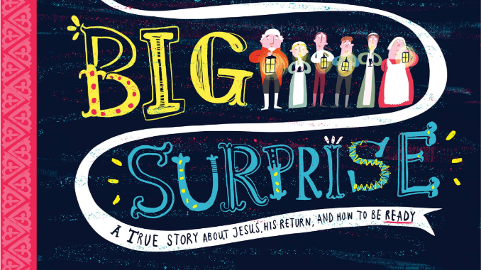 Jesus and the Very Big Surprise-2