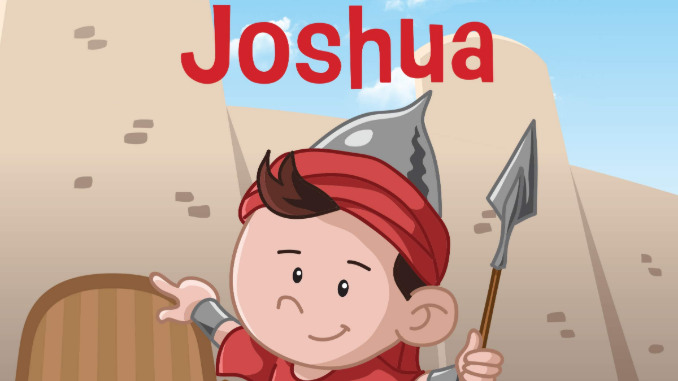 Little Bible Heroes Joshua