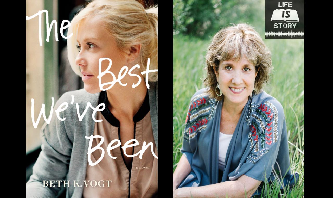 Beth Vogt Podcast Background