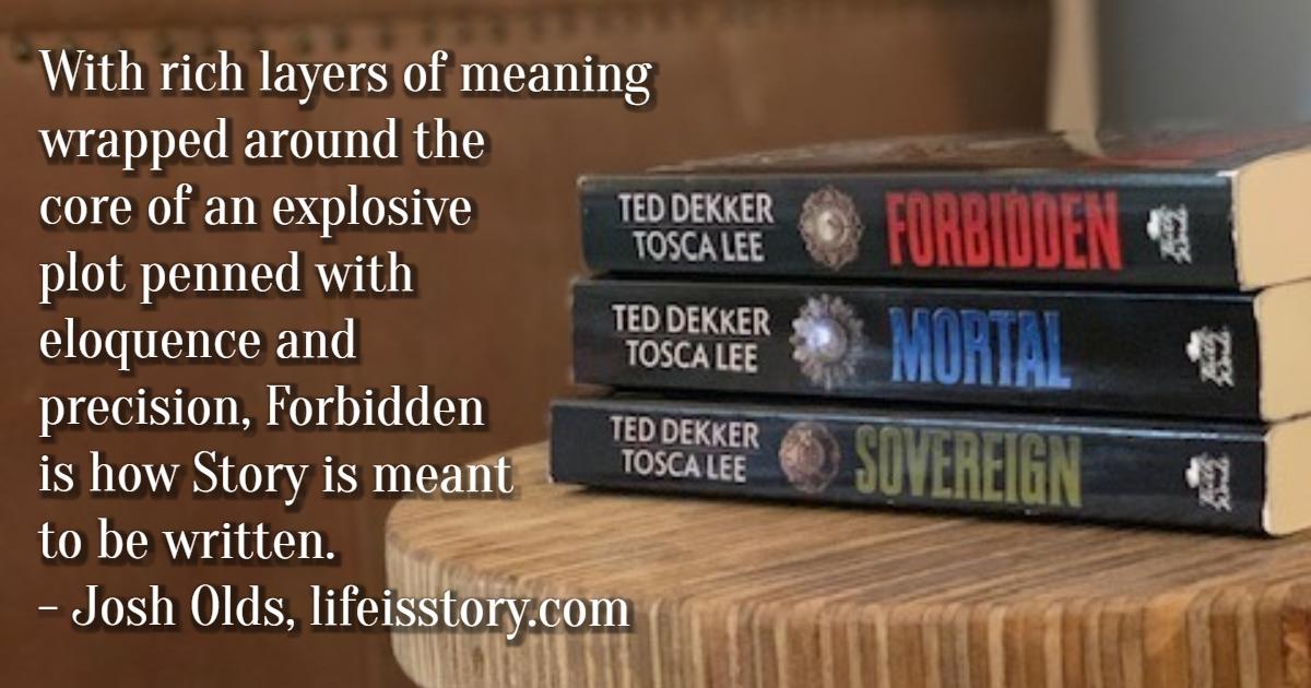 Books of Mortals blurb