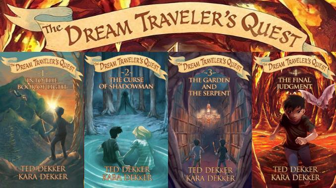 The Dream Travelers Quest Ted Dekker Kara Dekker