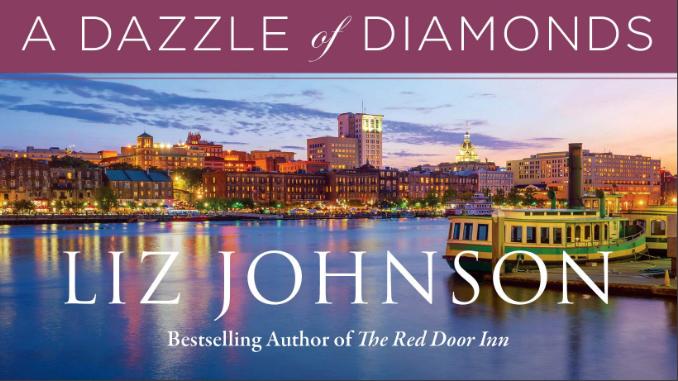 A Dazzle of Diamonds Liz Johnson