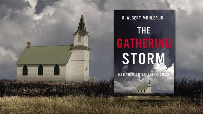 The Gathering Storm R Albert Mohler Jr