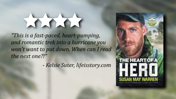 The Heart of a Hero Susan May Warren