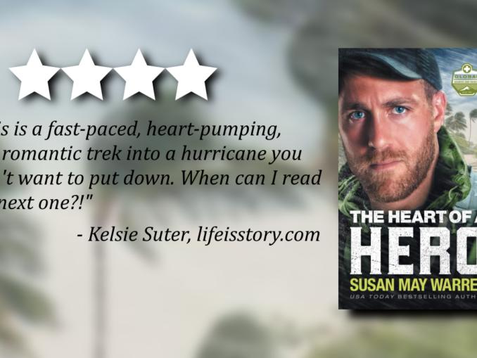 The Heart of a Hero Susan May Warren