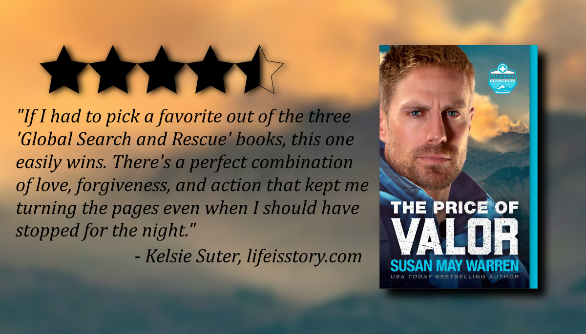 The Price of Valor Susan May Warren