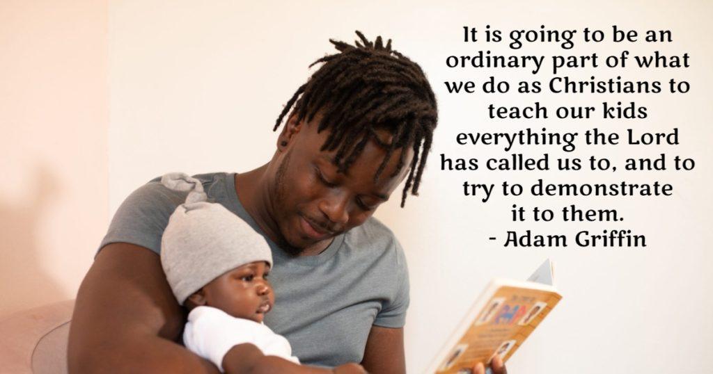 Adam Griffin quote