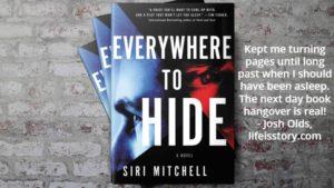 Everywhere to Hide Siri Mitchell