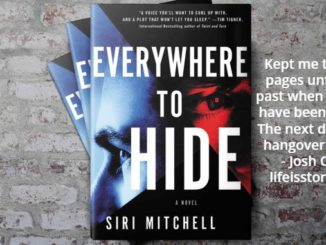 Everywhere to Hide Siri Mitchell