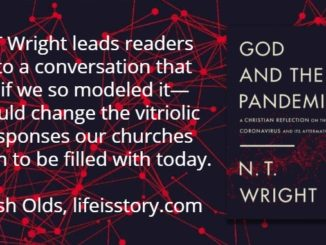 God and the Pandemic NT Wright
