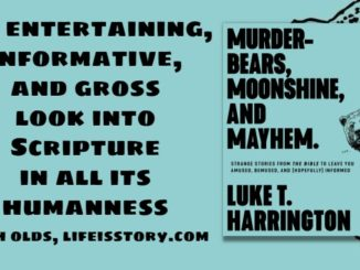 Murder-Bears Moonshine and Mayhem Luke Harrington