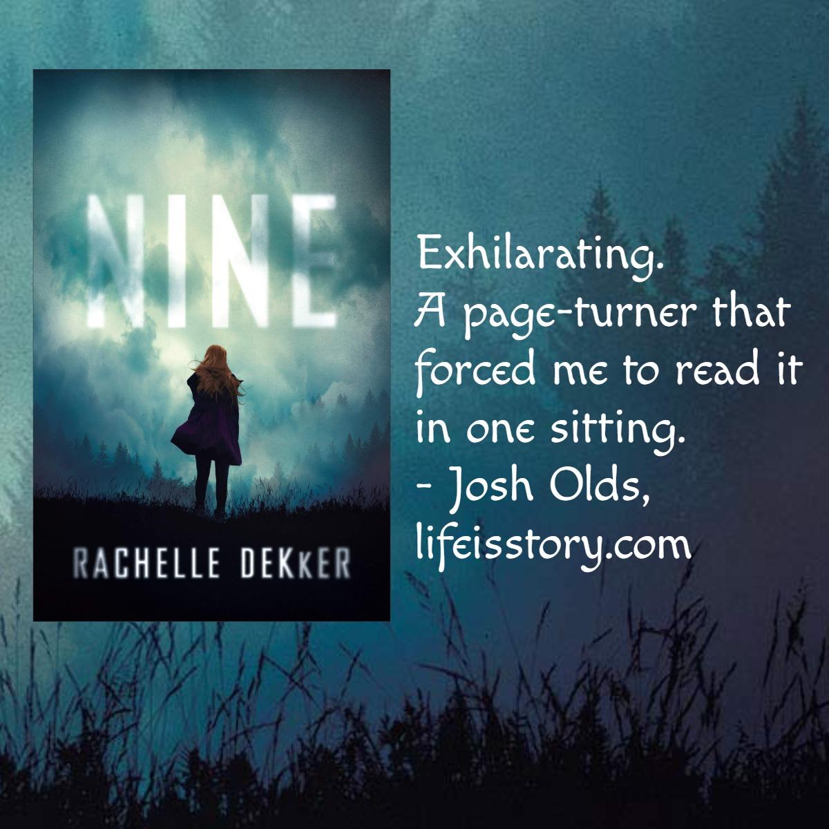 Nine Rachelle Dekker IG