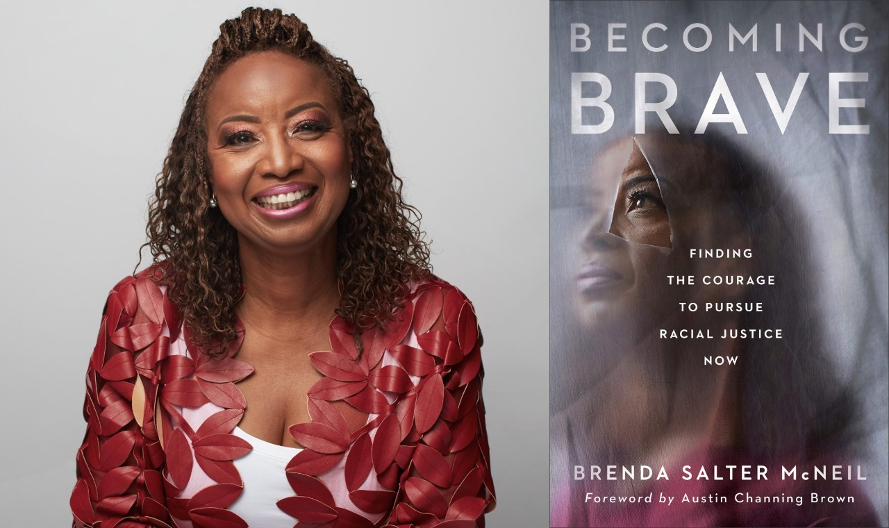 Becoming Brave Brenda Salter McNeil