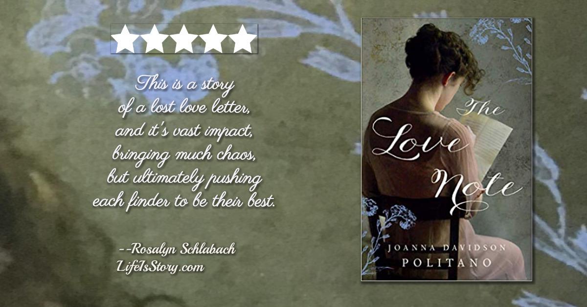 The Love Note Joanna Politano
