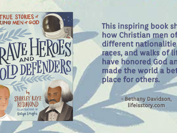 Brave Heroes Shirley Raye Redmond