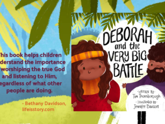 Deborah and the Very Big Battle Tim Thornborough