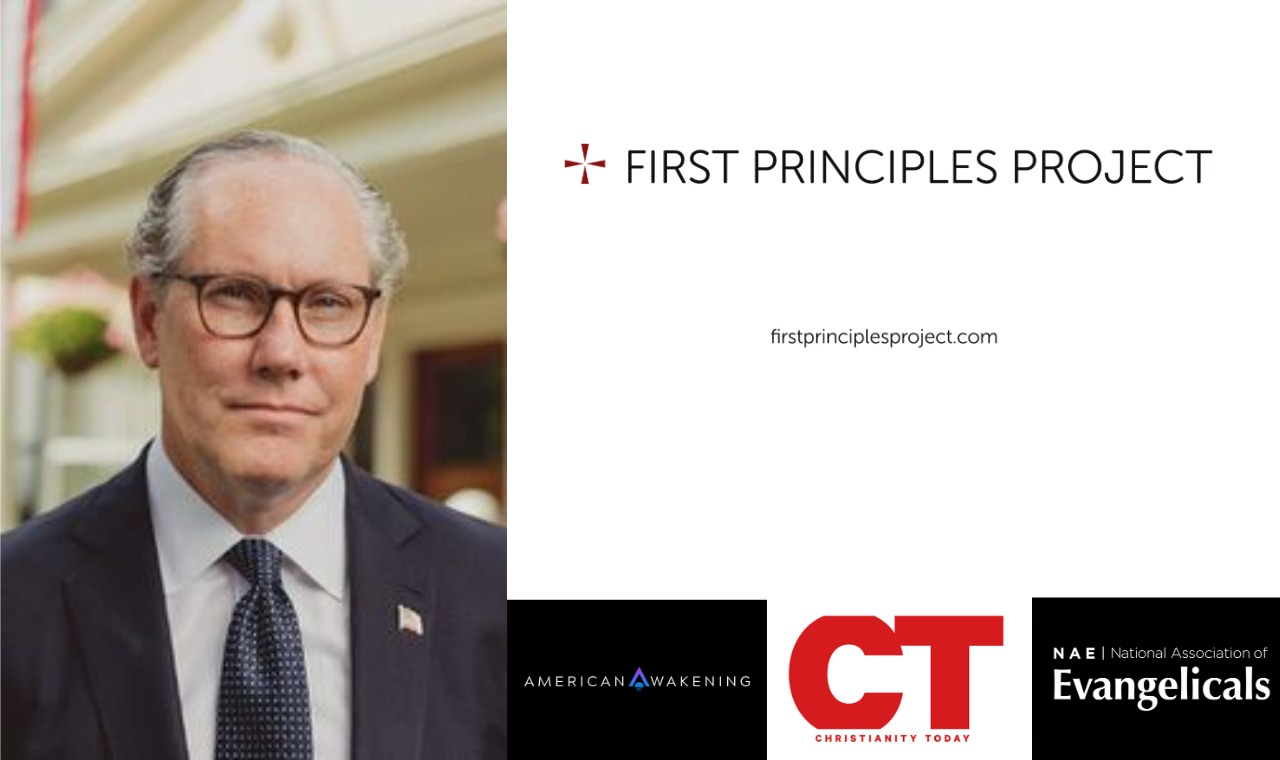 John Kingston First Principles Project Background