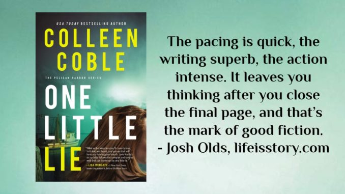 One Little Lie Colleen Coble