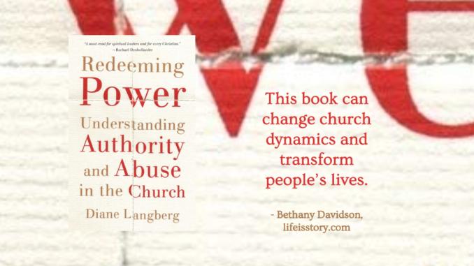 Redeeming Power Diane Langberg