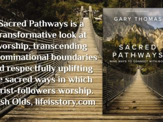 Sacred Pathways Gary Thomas