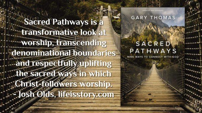 Sacred Pathways Gary Thomas