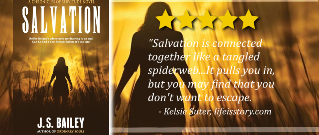 Salvation JS Bailey