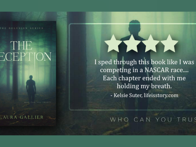 The Deception Laura Gallier
