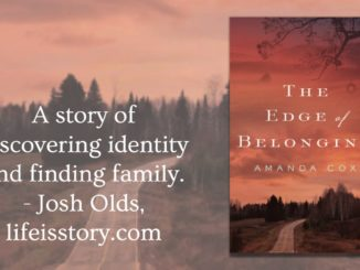 The Edge of Belonging Amanda Cox