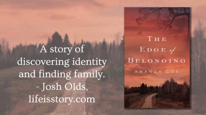 The Edge of Belonging Amanda Cox