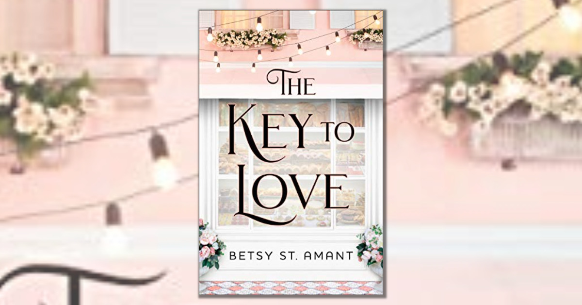 The Key to Love Betsy St. Amant