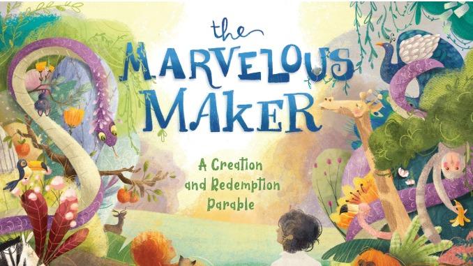 The Marvelous Maker April Graney
