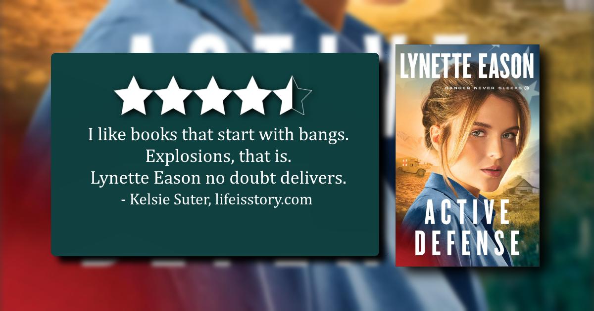 Active Defense Lynette Eason