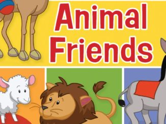 Animal Friends Little Bible Heroes