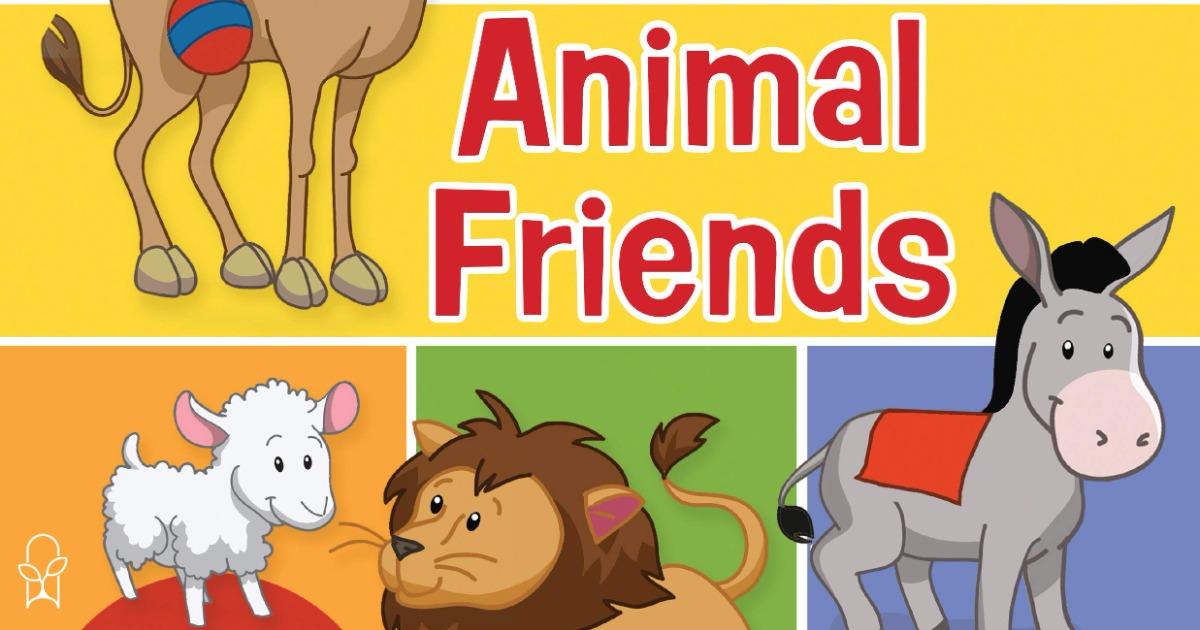 Animal Friends Little Bible Heroes